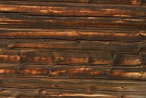 Typer af behandlede tømmer