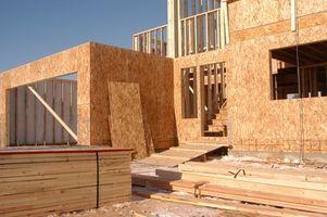Tjek listen til at bygge dit eget nye hjem
