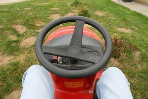 Håndværker ridning traktorer oplysninger