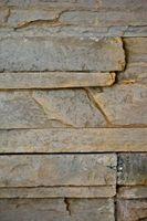 Ideer til stenmur teksturer i soveværelser
