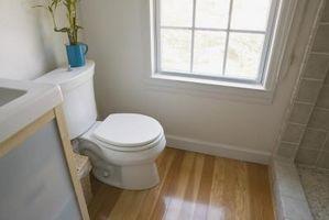 Ideer til DIY lille badeværelse Remodeling på et Budget