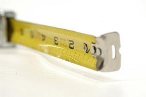 Hvordan til at beregne størrelser for varme & køling