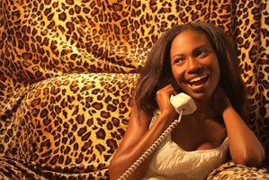 Ideer til Leopard tapet i en Teen soveværelse