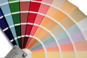 Paint Color Palette idéer