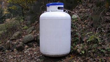 Forholdsregler med propan gasvarmere