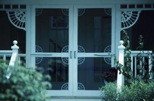 Hvad slags gulv er bedst for en skærm veranda?