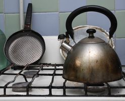 Hurtige fakta om Gas komfurer