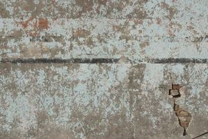 Hvordan man laver gamle tekstur vægge og nye tekstur vægge ser det samme