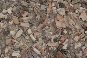 Hvordan til at opvarme et hus med træflis