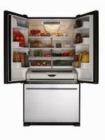 Sådan Fix en Frigidaire køleskab, der ikke er køling på toppen & bunden