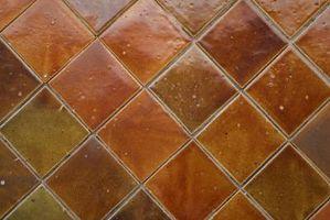 Sådan forbereder et Cement gulv til keramiske fliser