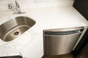 Opvaskemaskine Drain slange forsamling