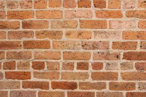 DIY mursten fod ramme