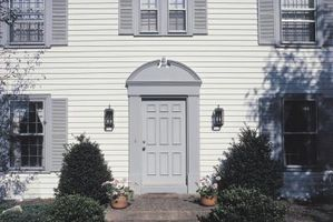 Renovere et lille hus med Federal-stil interiør