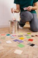 Hvordan man vælger komplementære maling farver