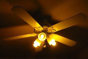 Sådan installeres en Hampton Bay Fan