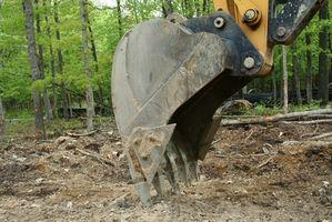 Hvordan man laver rendegraver spande