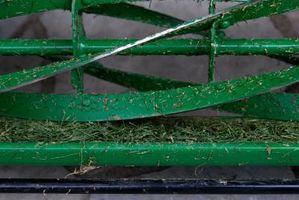 Hvad nedbrydes hurtigere: Græsafklip eller egeløv?