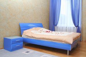 Hvordan man kan dekorere en lille drengs soveværelse