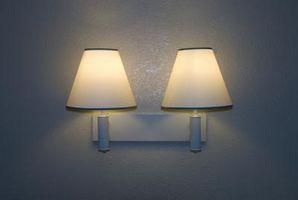 Virkningerne af sover med en natlampe