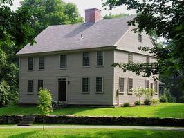 Hvordan reparere den Sagging gulve på et gammelt toetages hus?