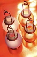 Alternative måder at bruge stearinlys lanterner