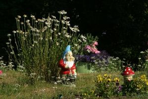 Hvordan man laver en Gnome døren til din have