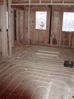 Pros & ulemper ved Radiant gulv varme