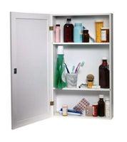 Hvordan du ændrer gamle medicin kabinet plads til hylder