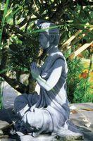 Sådan antikke udvendige statuer