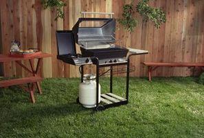 Sådan Fix propan grill
