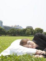 Hvordan man vælger en god hovedpude for en Side sovekabine