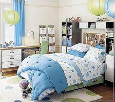 Sådan Accent du favorit værelse med enkle farveskemaer