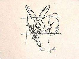 Hvordan til at holde kaniner ud af dine grøntsager
