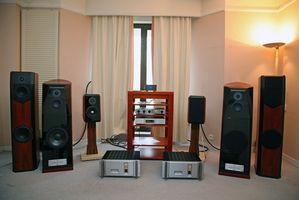 DIY Audio hylde