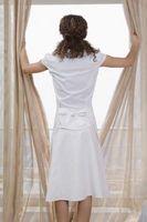 DIY: Hvordan at gøre gardiner
