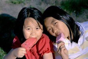 Hvordan man bruger rivaliserende frosne yoghurt maskiner