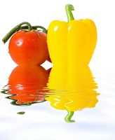 Hjemmelavet Pestiside til tomat & peber planter