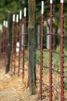 Hvordan man opbygger en Metal indlæg hegn