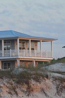 Beach House indvendige farver