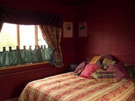 En liste over soveværelse temaer