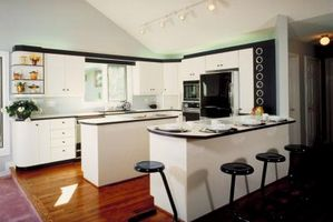 Island Surface Plugs For Kitchen Remodeling