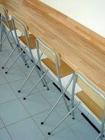Hvordan fjerne laminat fra køkkenbordet & satte et stykke træ i dets sted?