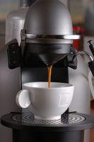 Dampen fra den kaffekande kan skade din kabinetter?