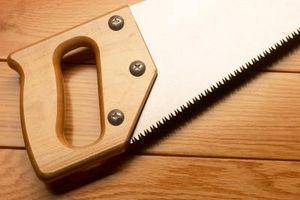 Hvordan man laver møbler fra træet lemmer