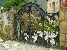 Hvordan man opbygger dekorative haven Gates