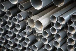 Ingredienser af PVC-rør fremstilling