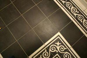 Typer af gulve fliser og fordele