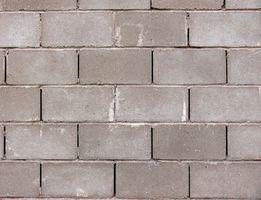 Hvordan man kan male en betonblok væg