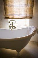 Hvordan du planlægger en victoriansk æra badeværelse